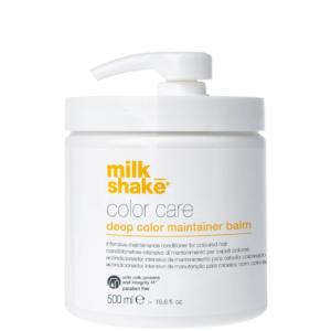 Milk Shake Deep Color Maintainer Balm – Intensywna maska do włosów farbowanych 500ml