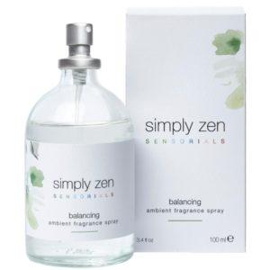 SIMPLY ZEN Balancing Ambient Fragrance Spray - Wyciszający zapach w sprayu 100ml