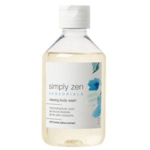 SIMPLY ZEN Relaxing Body Wash - Nawilżający i odprężający żel do mycia ciała 250ml