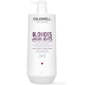 Goldwell Blondes&Highlights Conditioner - Odżywka do włosów blond 1000ml