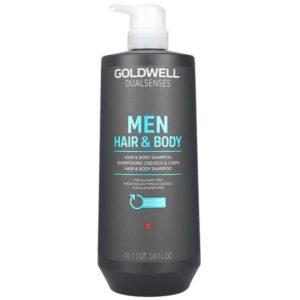 Goldwell Dualsenses Men Hair & Body - Żel do mycia 2w1 1000ml