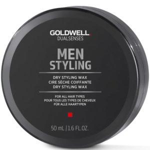 Goldwell Men Styling Dry Wax - Suchy wosk do stylizacji włosów 50ml