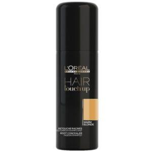 Loreal Hair Touch Up – Spray maskujący odrosty Ciepły Blond 75ml