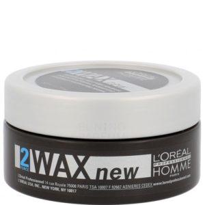 Loreal Homme Wax - Wosk do stylizacji 50ml