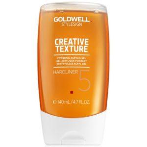 Goldwell Stylesign Hardliner Ultra Texture Creative - Akrylowy żel do stylizacji 140ml
