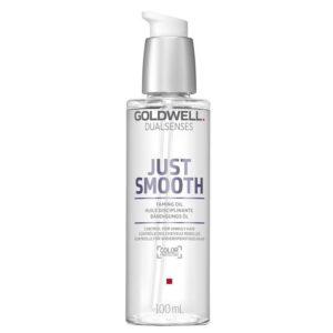 Goldwell Just Smooth - olejek do włosów puszących się 100ml