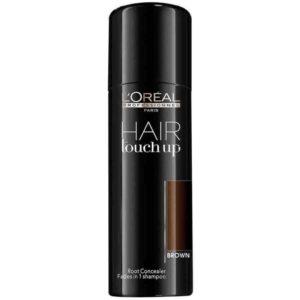 Loreal Hair Touch Up - Spray maskujący odrosty Brąz 75ml