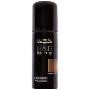 Loreal Hair Touch Up - Spray maskujący odrosty Ciemny Blond 75ml