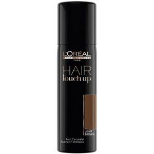 Loreal Hair Touch Up - Spray maskujący odrosty Jasny Brąz 75ml