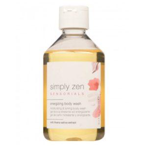 energizing body wash simply zen żel pod prysznic energetyzujący