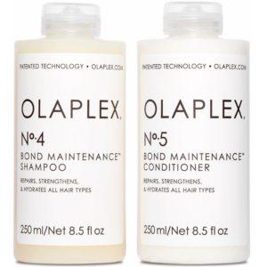 Zestaw Olaplex No.4 Szampon + No.5 odżywka 2x250