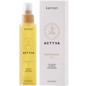 Kemon Actyva Bellessere Oil - Aksamitny olejek do wszystkich rodzajów włosów 125ml