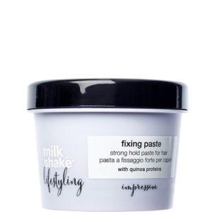 Milk Shake Lifestyling Fixing Paste - Silnie utrwalająca pasta do włosów 100ml