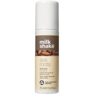 Milk Shake SOS Roots Brown - Spray maskujący odrost brązowy 75ml