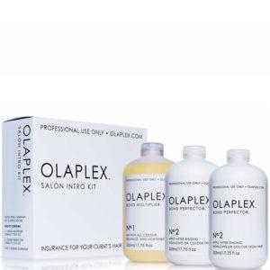 Olaplex Salon Intro Kit - Zestaw do regeneracji włosów 3x525ml