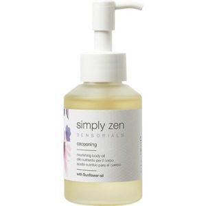 SIMPLY ZEN Sensorials Cocooning Body Oil - Odżywczy i otulający olejek do ciała 100ml