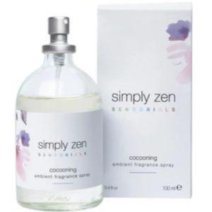 SIMPLY ZEN Sensorials Cocooning Fragrance Spray - Otulający zapach w sprayu 100ml