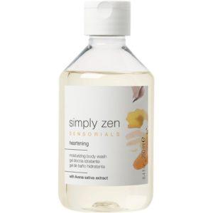 SIMPLY ZEN Sensorials Heartening Body Wash - Dodający otuchy żel do mycia 250ml