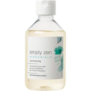 SIMPLY ZEN Sensorials Soul Warming Body Wash - Rozgrzewający duszę żel do mycia 250ml