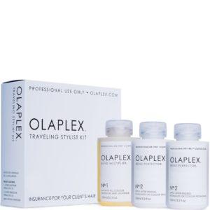 Olaplex Travel Stylist Kit - Zestaw do regeneracji włosów