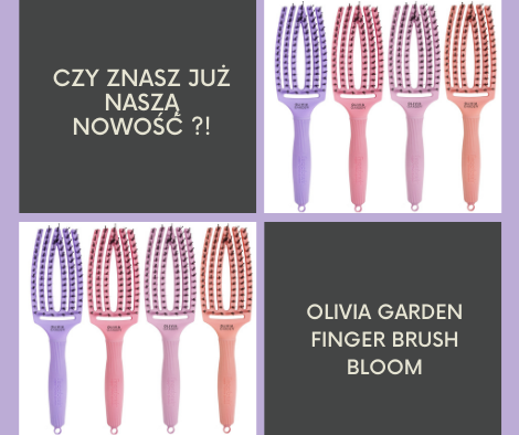 Olivia Garden Finger Brush Bloom