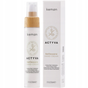 Kemon Actyva Bellessere Hand Cream - Nawilżający krem do rąk 50ml