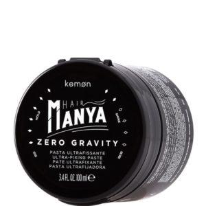 Kemon Hair Manaya Zero Gravity - Pasta ultramocno utrwalająca 100ml