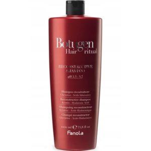 Fanola Botolife Botugen - Regenerujący szampon do włosów zniszczonych 1000ml