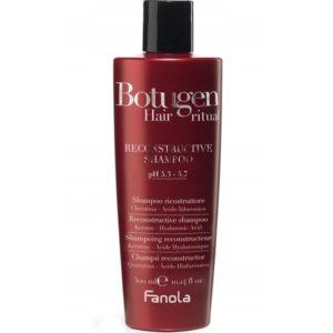 Fanola Botolife Botugen - Regenerujący szampon do włosów zniszczonych 300ml
