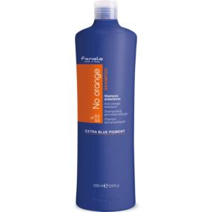 Fanola No Orange - Szampon redukujący miedziane i czerwone odcienie z ciemnych włosów 1000ml