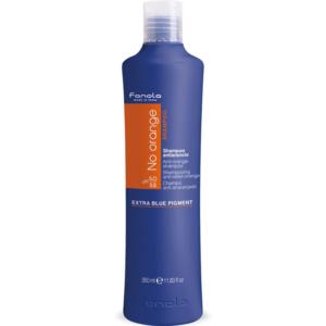 Fanola No Orange - Szampon redukujący miedziane i czerwone odcienie z ciemnych włosów 350ml