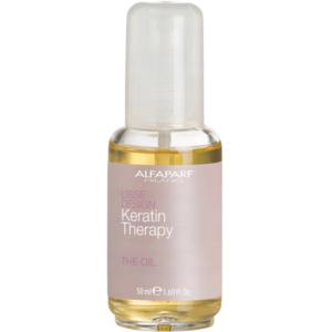 Alfaparf Lisse Design Keratin Therapy - Olejek pielęgnacyjny po keratynowym prostowaniu 50ml