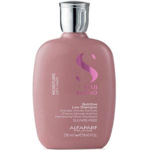 Alfaparf Moisture Nutritive Low - Nawilżający szampon do włosów przesuszonych 250ml