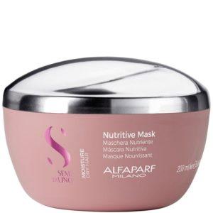 Alfaparf Moisture Nutritive Low - Nawilżająca maska do włosów przesuszonych 200ml