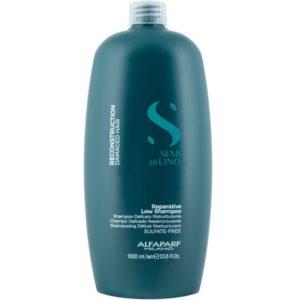 Alfaparf Reparative Low Szampon - Regenerujący szampon do włosów zniszczonych 1000ml