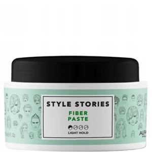 Alfaparf Style Stories Fiber Paste - Pasta do włosów o lekkim utrwaleniu 100ml