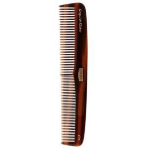 Uppercut Deluxe CT5 Tortoise Shell Comb - Grzebień do włosów