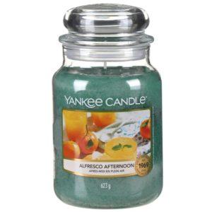 Yankee Candle Alfresco Afternoon - Duża świeca zapachowa 623g