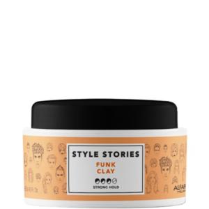 Alfaparf Style Stories Funk Clay - Mocna pasta do stylizacji 100ml