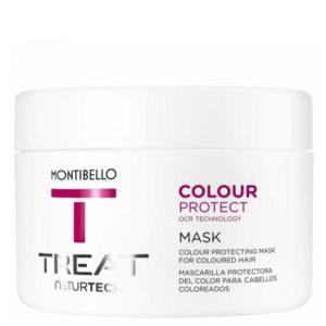 Montibello Colour Protect Mask - Maska do włosów farbowanych 200ml