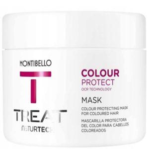 Montibello Colour Protect Mask - Maska do włosów farbowanych 500ml