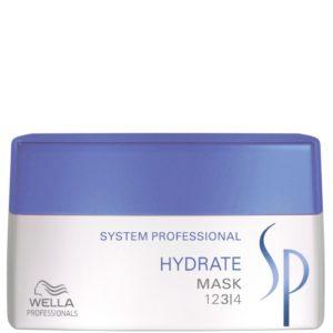 Wella SP Hydrate Mask - Maska nawilżająca do włosów suchych i normalnych 200ml