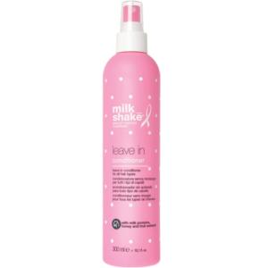 Milk Shake Leave in Conditioner Pink - Odżywka bez spłukiwania do wszystkich typów włosów 300ml